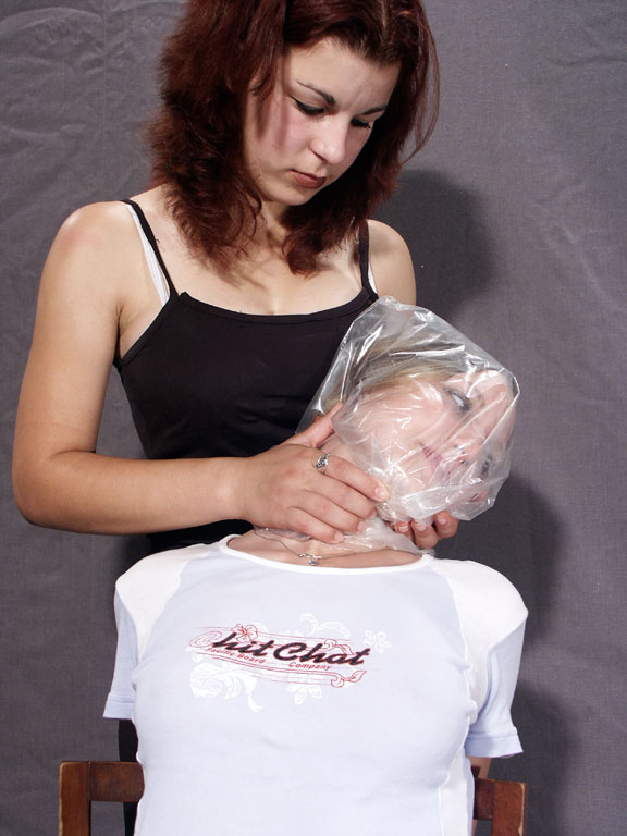 Confirm. mistress plastic bag